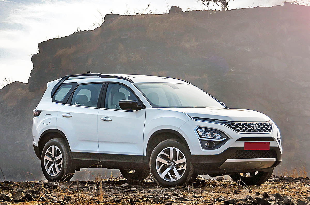 New Tata Safari Launch Tata Leader Suv Dispatched With Bang Includes Tata Harrier Is Just 70 Thousand Rupees More Costly Puranigadi In